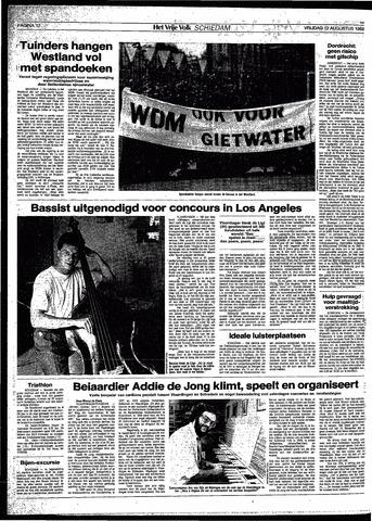 Het Vrije volk 1988-08-12