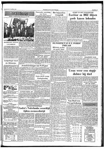Rotterdamsch Nieuwsblad / Schiedamsche Courant / Rotterdams Dagblad / Waterweg / Algemeen Dagblad 1959-04-27