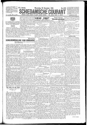 Schiedamsche Courant 1931-12-23