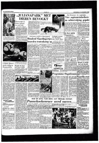Trouw / De Rotterdammer 1962-08-09