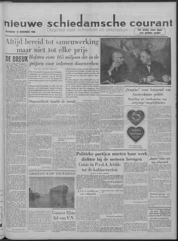 Nieuwe Schiedamsche Courant 1958-12-13
