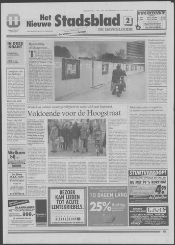 Het Nieuwe Stadsblad 1997-04-17
