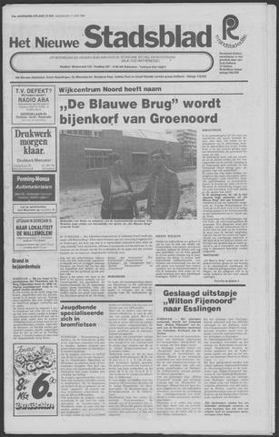 Het Nieuwe Stadsblad 1980-06-11