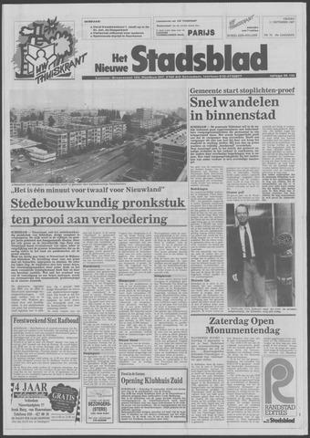 Het Nieuwe Stadsblad 1987-09-11