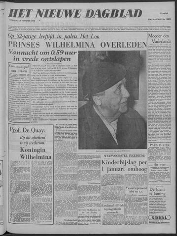 Nieuwe Schiedamsche Courant 1962-11-28