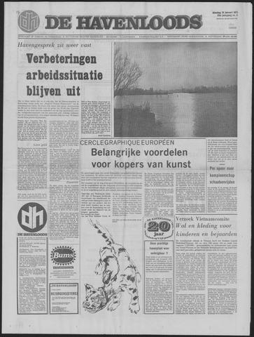 De Havenloods 1971-01-19
