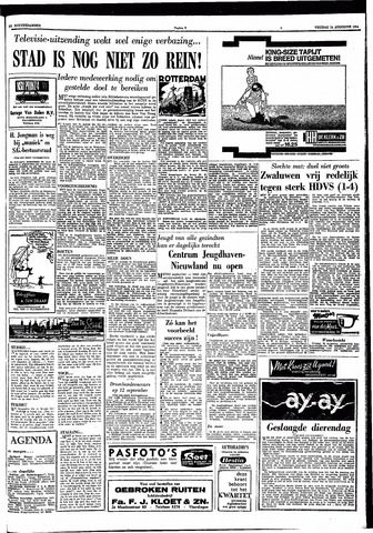 Trouw / De Rotterdammer 1964-08-14
