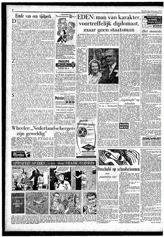 Rotterdamsch Parool / De Schiedammer 1957-01-10