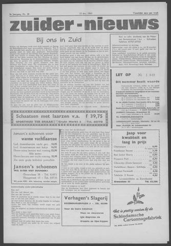 Zuider Nieuws 1963-12-12