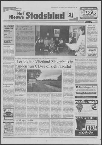 Het Nieuwe Stadsblad 2000-09-21