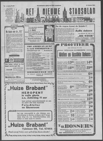 Het Nieuwe Stadsblad 1952-10-10