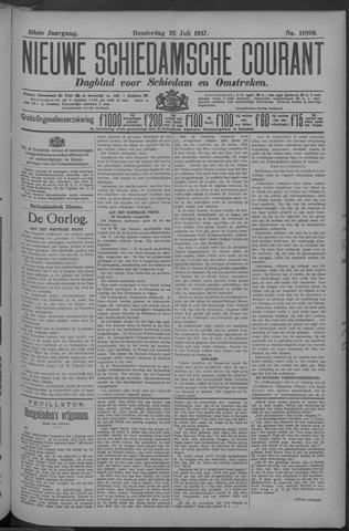 Nieuwe Schiedamsche Courant 1917-07-26