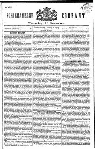 Schiedamsche Courant 1866-11-28