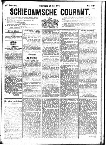 Schiedamsche Courant 1916-05-31