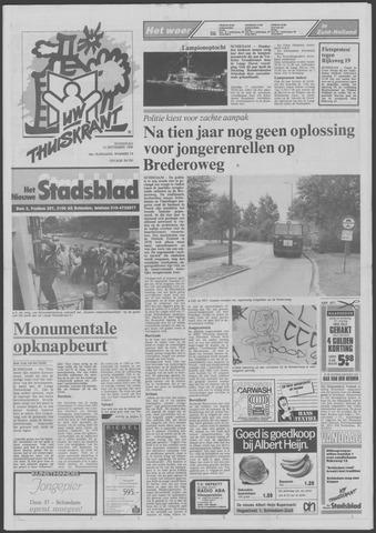 Het Nieuwe Stadsblad 1988-09-14