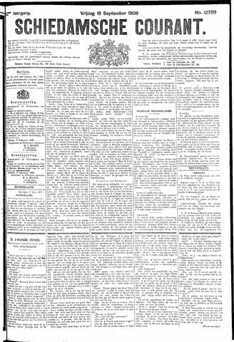 Schiedamsche Courant 1908-09-18