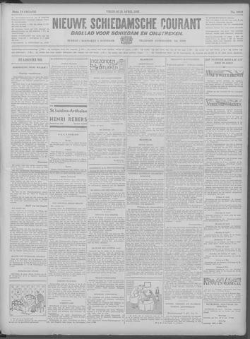 Nieuwe Schiedamsche Courant 1933-04-21