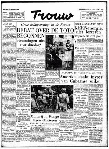 Trouw / De Rotterdammer 1960-07-06