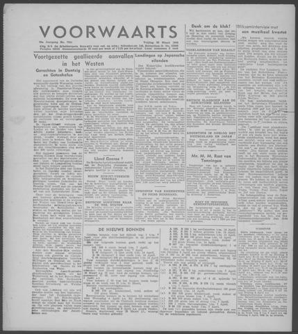 Voorwaarts 1945-03-30