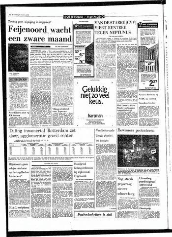 Rotterdamsch Parool / De Schiedammer 1970-10-23
