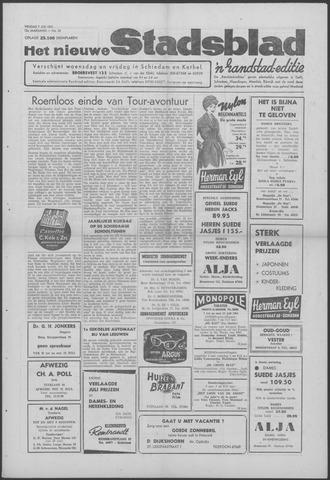 Het Nieuwe Stadsblad 1961-07-07