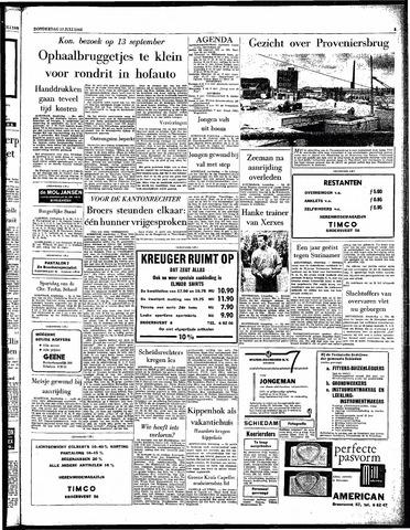 Rotterdamsch Parool / De Schiedammer 1962-07-12