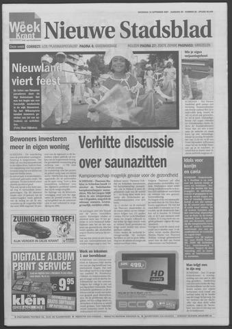 Het Nieuwe Stadsblad 2007-09-19