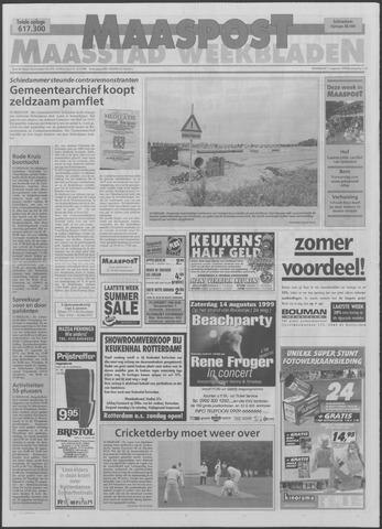 Maaspost / Maasstad / Maasstad Pers 1999-08-11