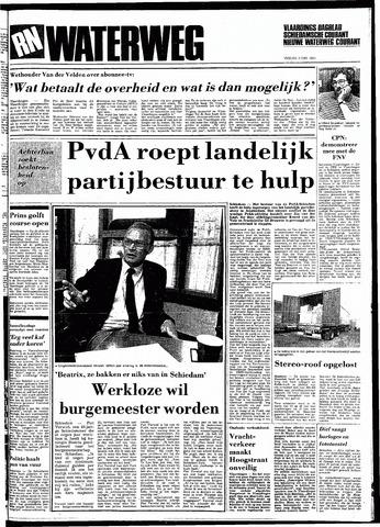 Rotterdamsch Nieuwsblad / Schiedamsche Courant / Rotterdams Dagblad / Waterweg / Algemeen Dagblad 1983-06-03