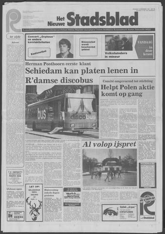 Het Nieuwe Stadsblad 1981-12-18