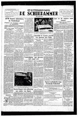 Rotterdamsch Parool / De Schiedammer 1947-05-22