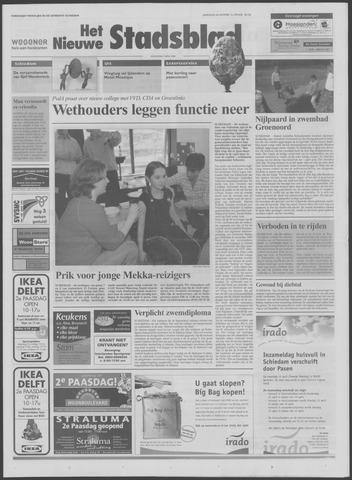 Het Nieuwe Stadsblad 2004-04-07