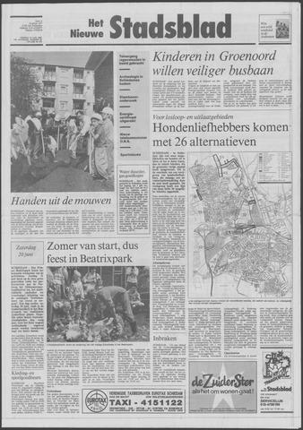 Het Nieuwe Stadsblad 1992-06-19