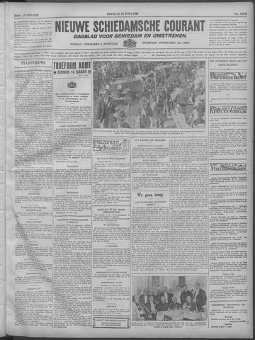Nieuwe Schiedamsche Courant 1932-06-28