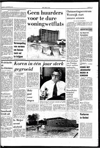 Het Vrije volk 1971-08-03