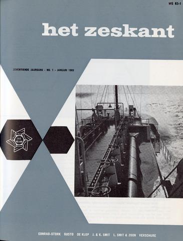 Het Zeskant 1963