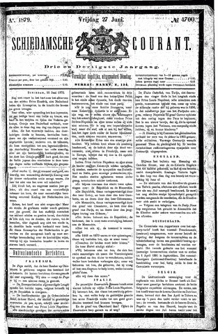 Schiedamsche Courant 1879-06-27