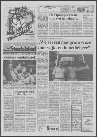 Het Nieuwe Stadsblad 1991-07-24
