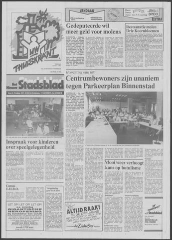 Het Nieuwe Stadsblad 1991-07-12