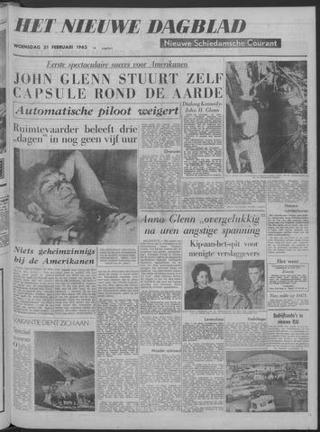 Nieuwe Schiedamsche Courant 1962-02-21
