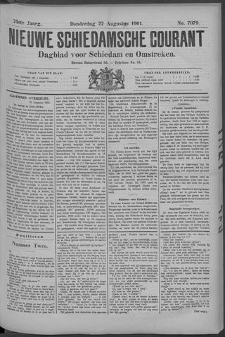Nieuwe Schiedamsche Courant 1901-08-22