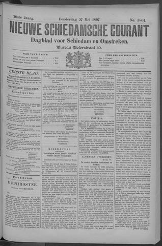 Nieuwe Schiedamsche Courant 1897-05-27