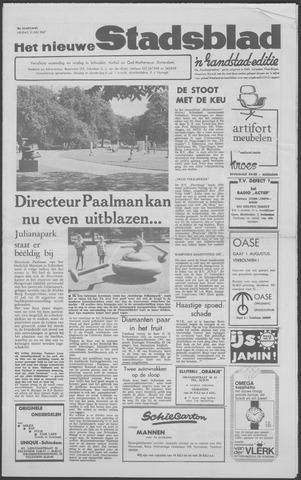 Het Nieuwe Stadsblad 1967-07-21