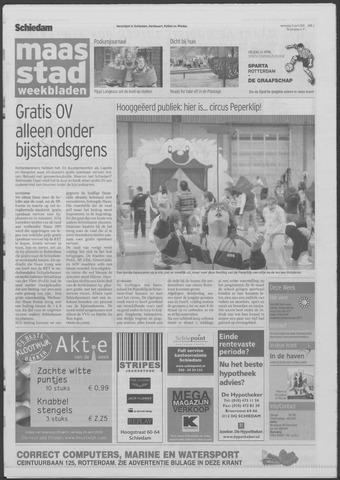 Maaspost / Maasstad / Maasstad Pers 2009-04-22