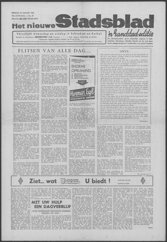 Het Nieuwe Stadsblad 1963-01-18