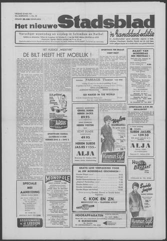 Het Nieuwe Stadsblad 1961-05-12