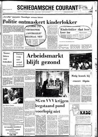Rotterdamsch Nieuwsblad / Schiedamsche Courant / Rotterdams Dagblad / Waterweg / Algemeen Dagblad 1974-08-12