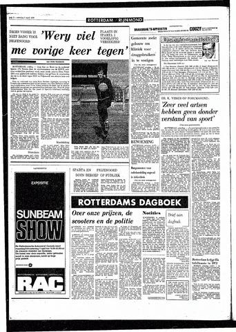 Rotterdamsch Parool / De Schiedammer 1970-04-04