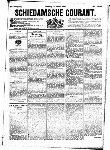 Schiedamsche Courant 1916-03-21