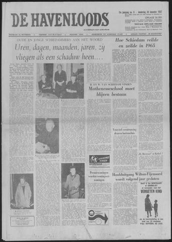 De Havenloods 1965-12-30